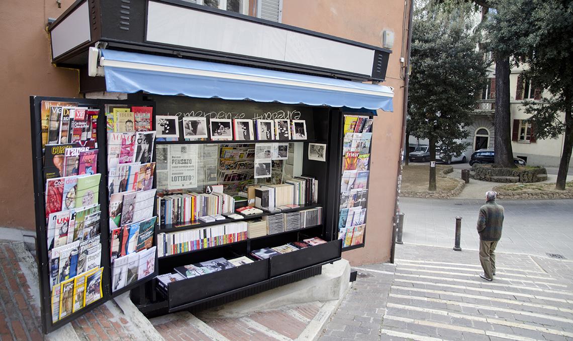 Edicola 518 Perugia
