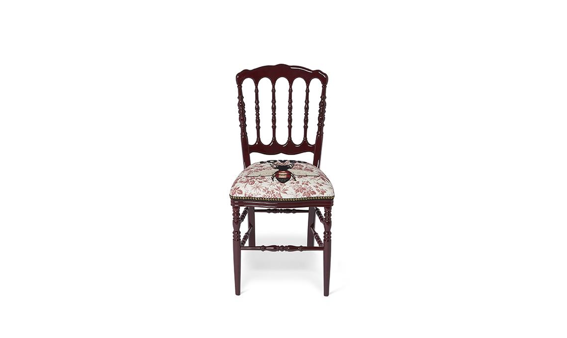 Casa Facile collezione casa Gucci sedia chiavarina