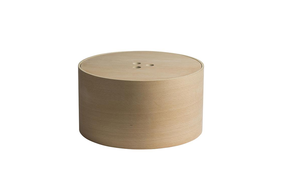 scatola in legno Hay