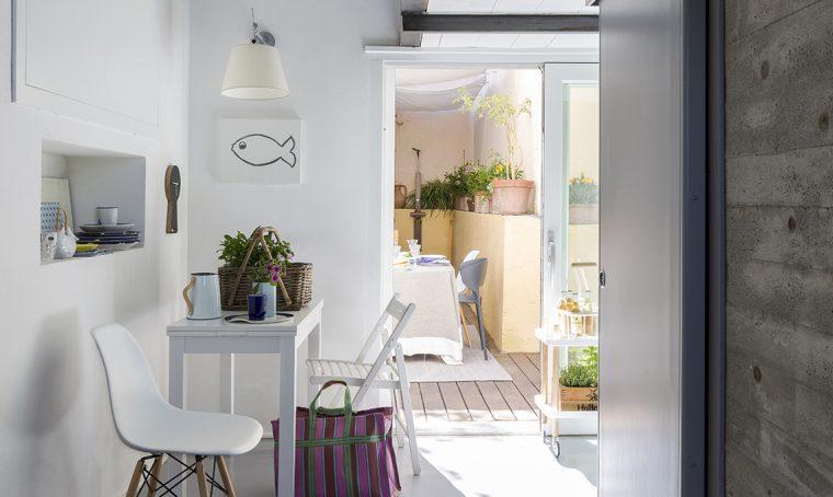 Da garage a casa di vacanza