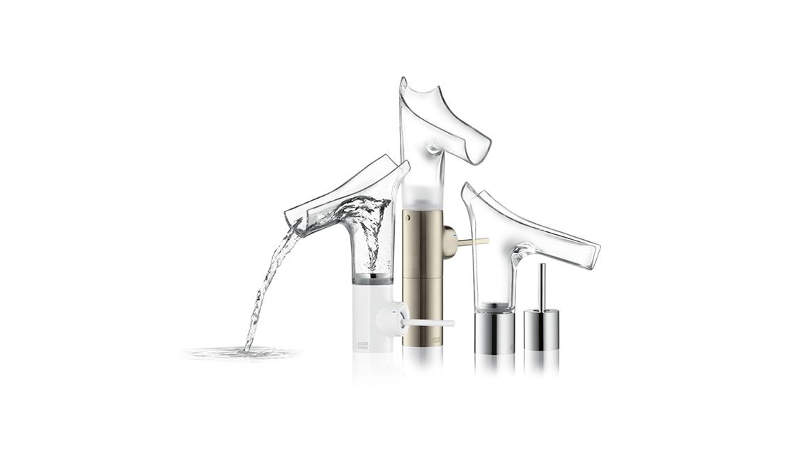 CasaFacile Philippe Starck rubinetto Miracle Axor