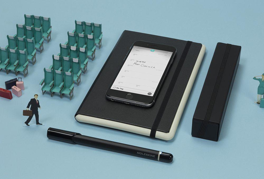 Agenda e calendario digitale si connettono con il nuovo Smart Planner di Moleskine