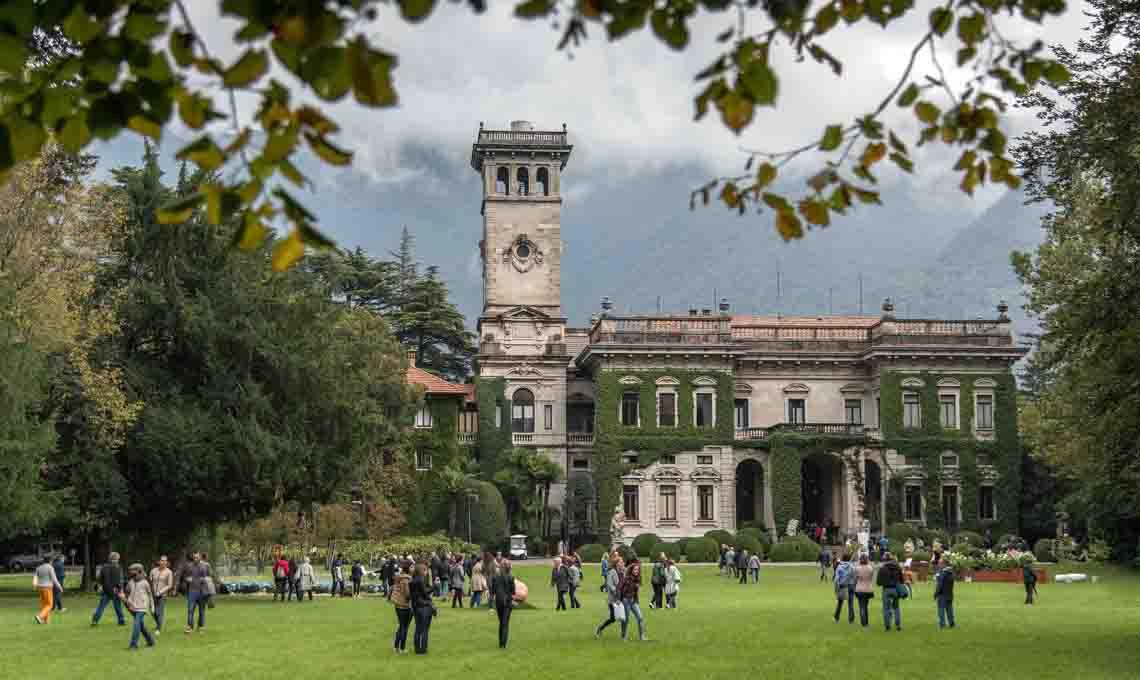 Villa Erba Orticolario