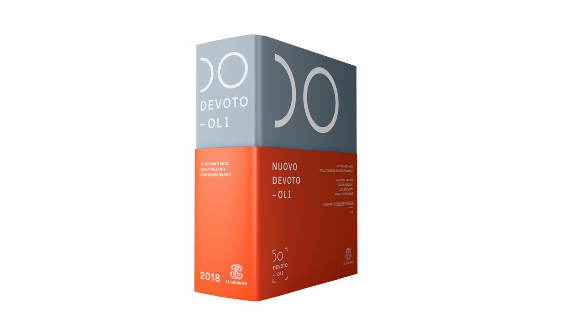 Il Nuovo Devoto-Oli (Le Monnier) dizionario dell'italiano contemporaneo