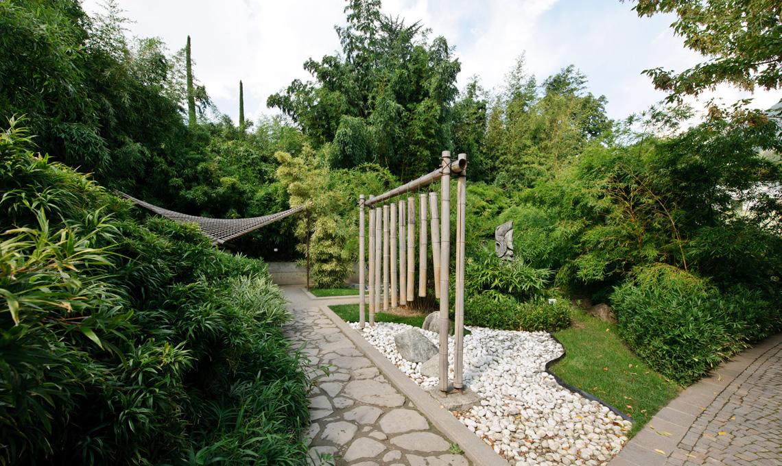 Bosco di bambù - Giardini di Castel Trauttmansdorff