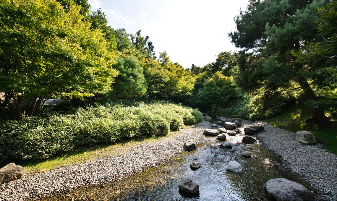 Giardino Giapponese - Giardini di Castel Trauttmansdorff