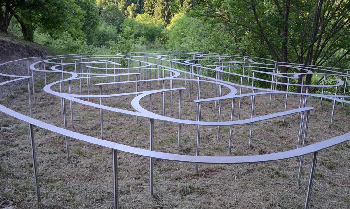 Art Park, Verzegnis (Udine)
