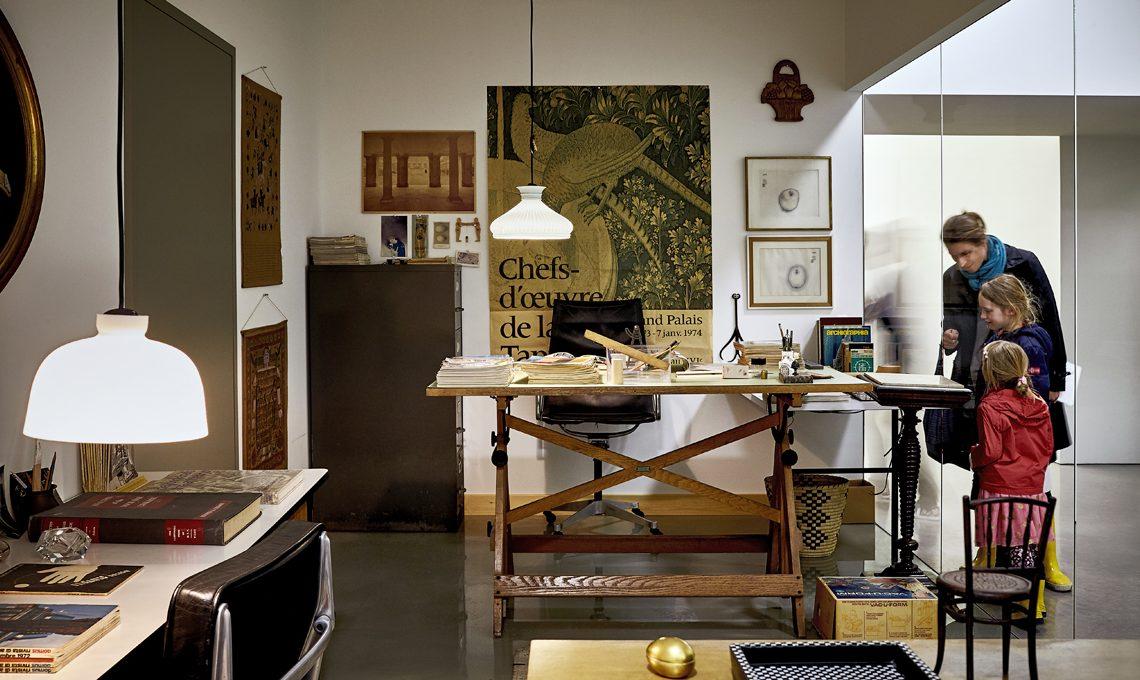 Il Mondo Di Charles Amp Ray Eames In Mostra Al Vitra Design
