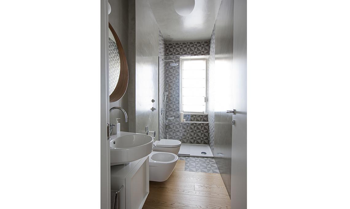 bagno piastrelle