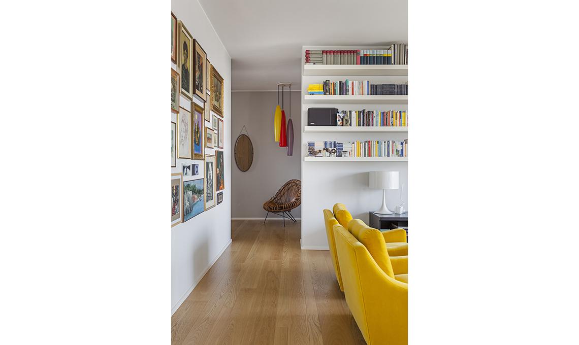 divani gialli