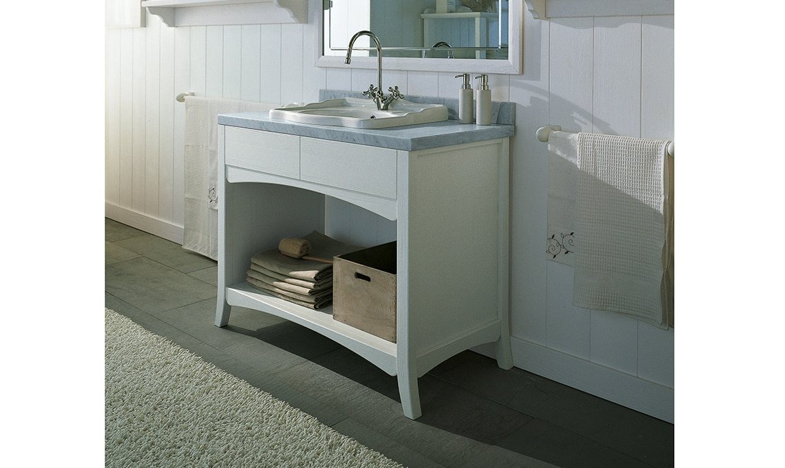 Idee Per Arredare Il Bagno : Idee per arredare un bagno classico casafacile
