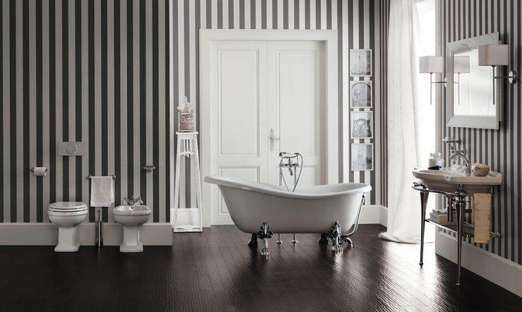 Idee per arredare un bagno classico
