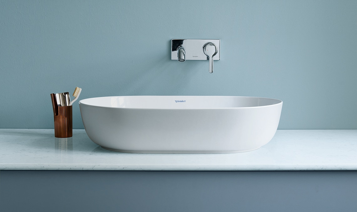 come arredare un bagno classico