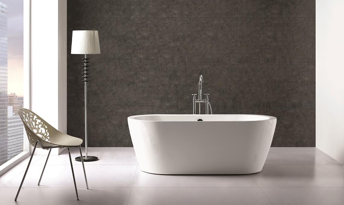 Idee per arredare un bagno moderno casafacile for Idee bagni moderni