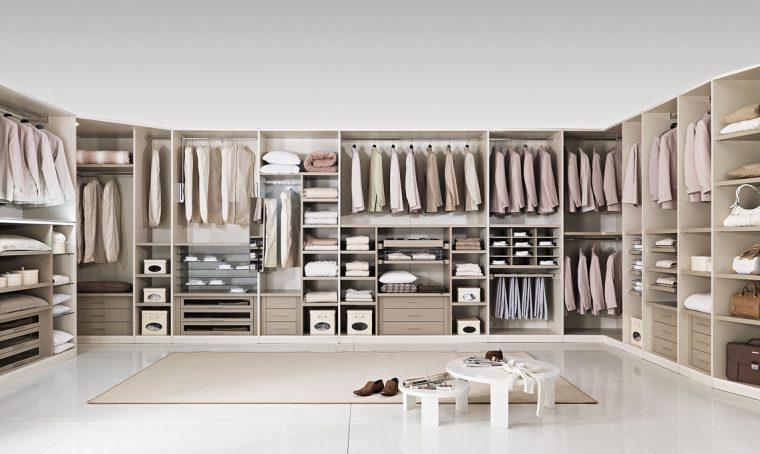 Accessori Cabina Armadio Zalf : Modi per progettare la cabina armadio casafacile