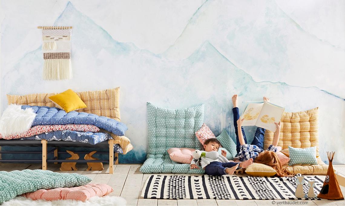 Cameretta Neonato Montessori : Consigli per arredare una cameretta montessori casafacile