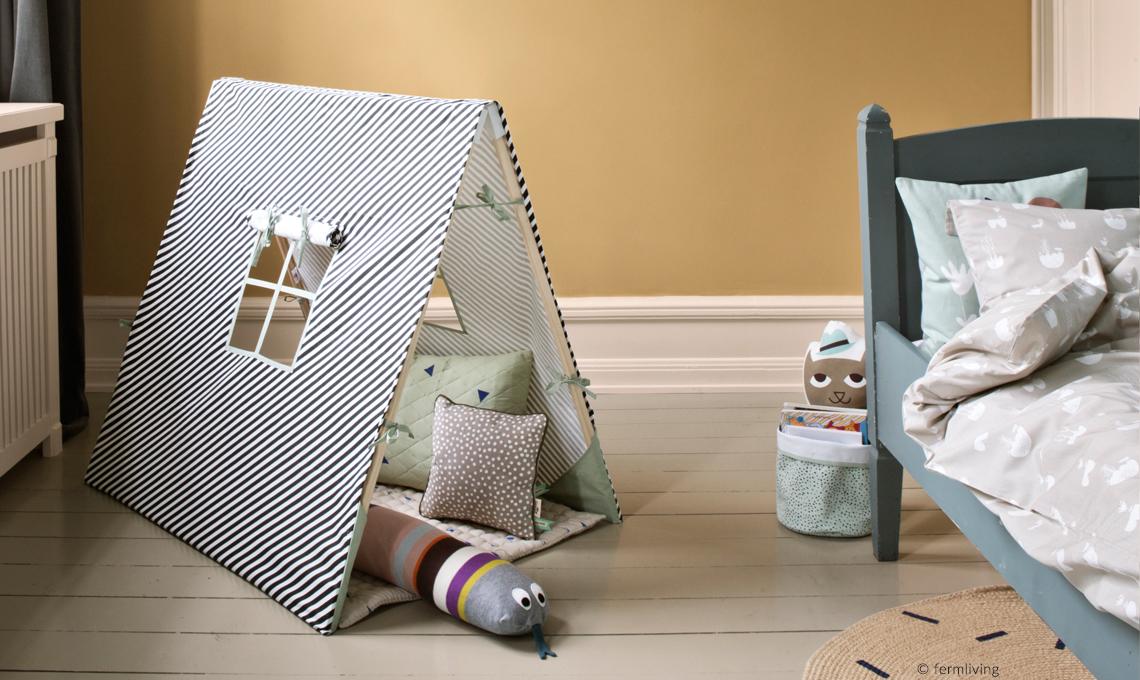 Tende Per Camerette Per Neonati : Baldacchini tende da indiani e casette per la cameretta dei bambini