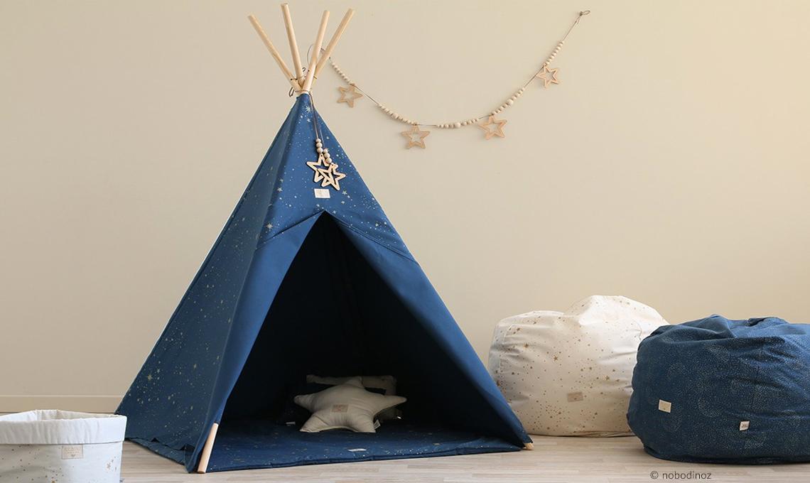 Tende Per Camera Bambini : Baldacchini tende da indiani e casette per la cameretta dei bambini
