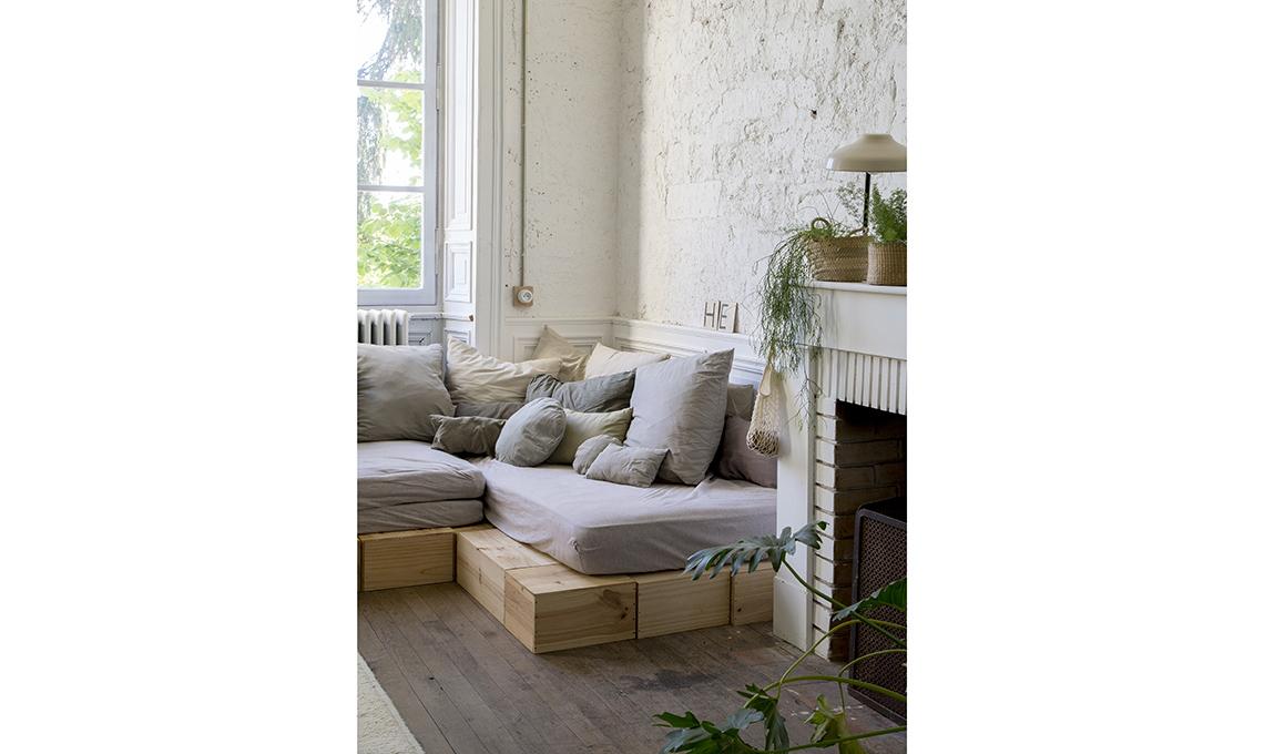 divano fai da te