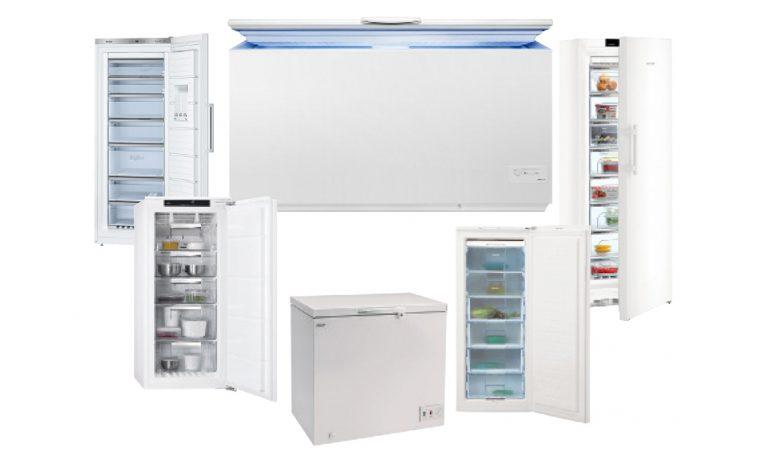 6 congelatori per conservare gli alimenti