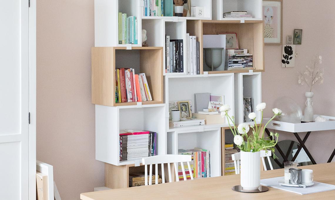 Organizzare la zona studio i consigli di holly becker di for Consigli per arredare casa piccola