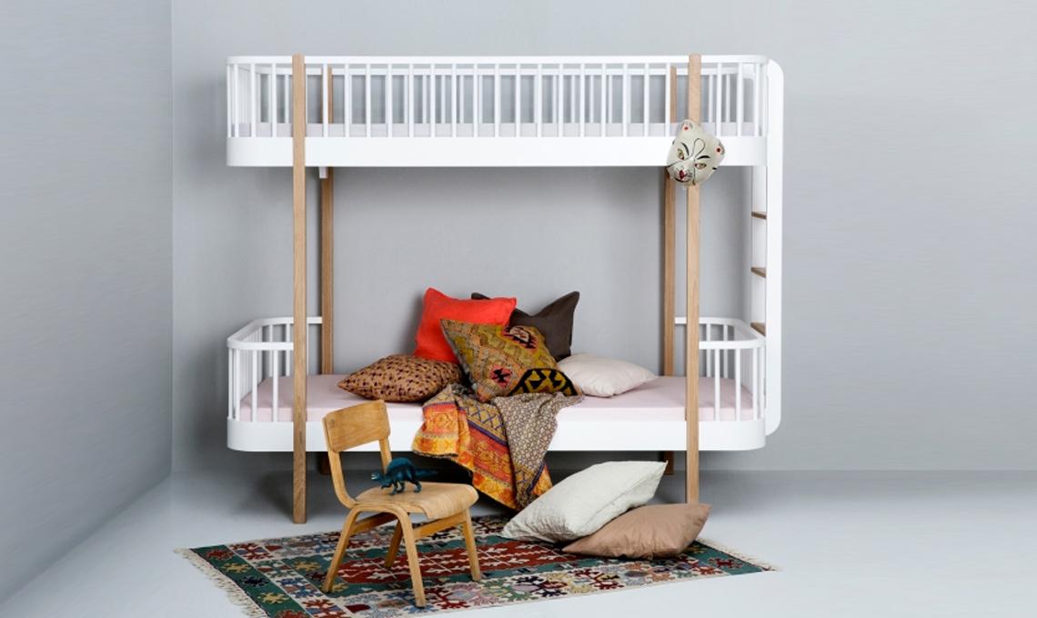 Letti A Mini Castello.Letti A Castello Per I Bambini Casafacile