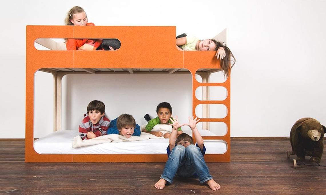 Eva Arredamenti Letti A Castello : Letti a castello per i bambini casafacile