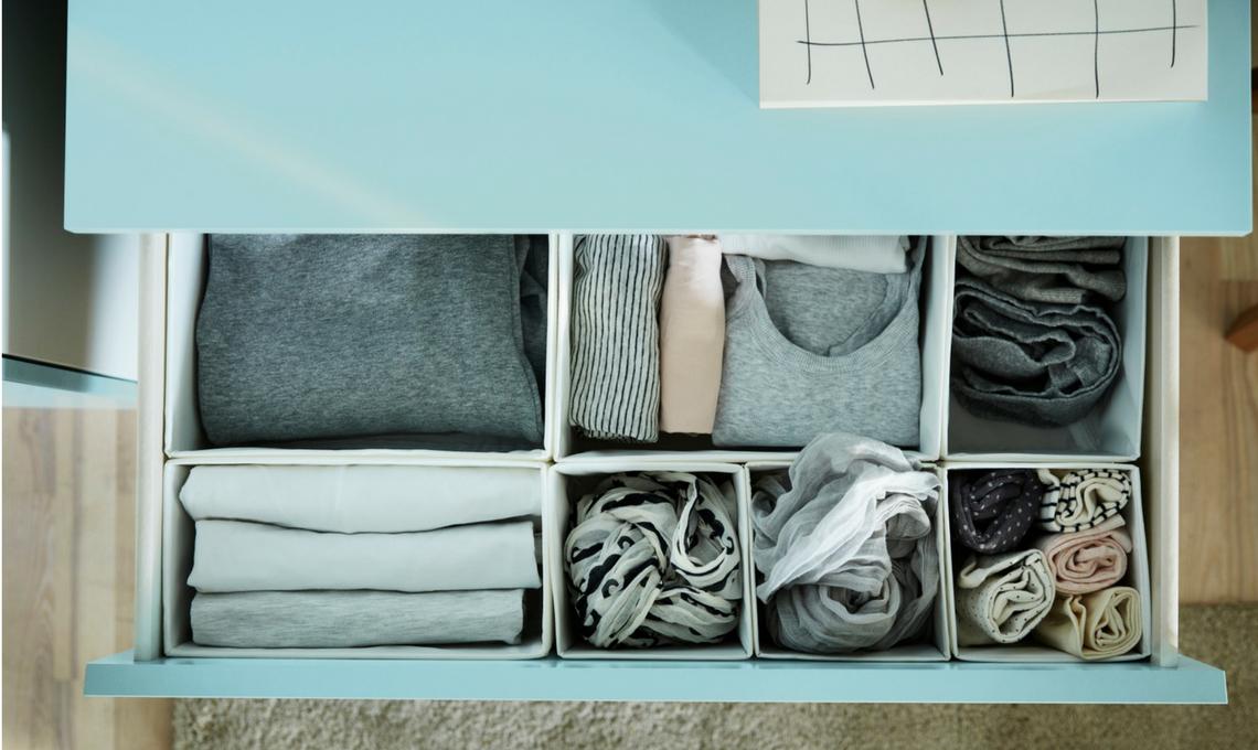 Cambio dell armadio la guida per scegliere gli accessori - Grucce legno ikea ...