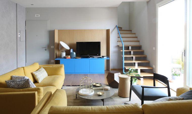 Come adattare i vecchi mobili nella casa nuova