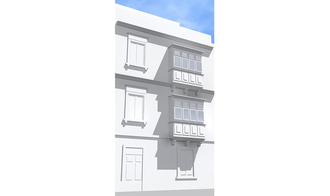 da villa a 4 appartamenti per le vacanze