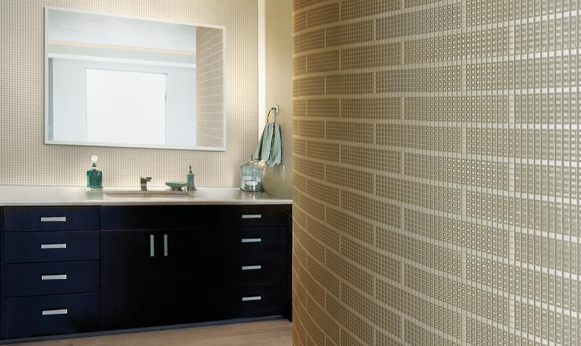 Rivestimenti E Pavimenti Per Un Bagno Moderno Casafacile