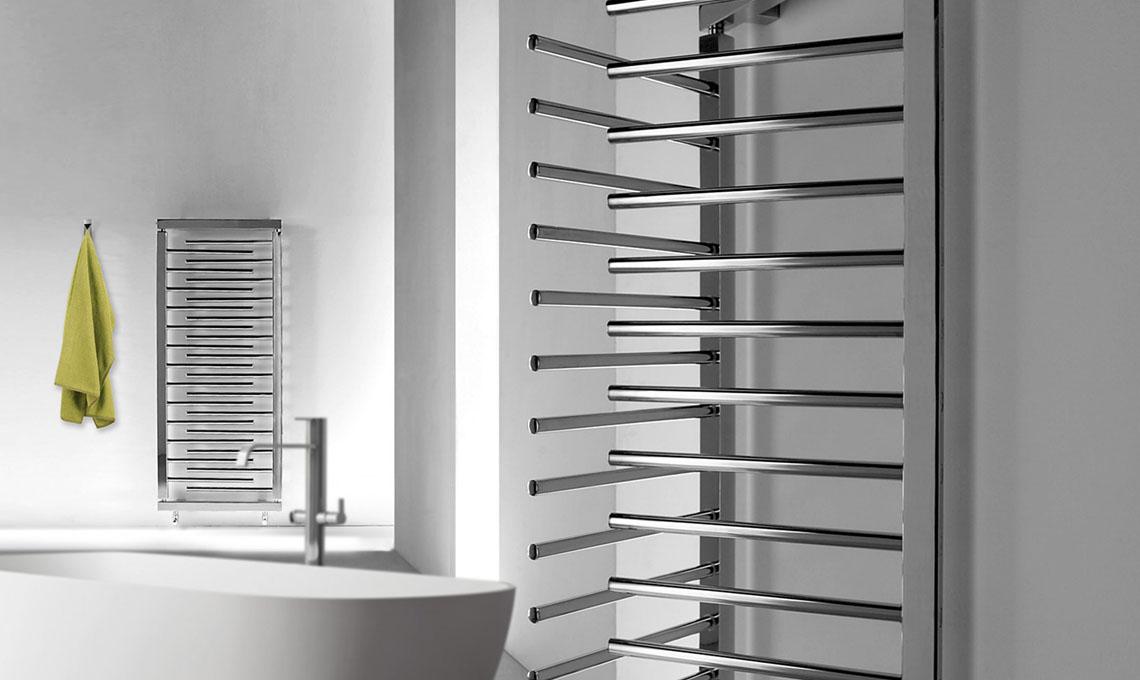 Scaldasalviette belli e comodi per il tuo bagno casafacile
