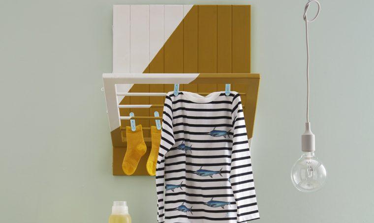 Come fare uno stendino fai-da-te