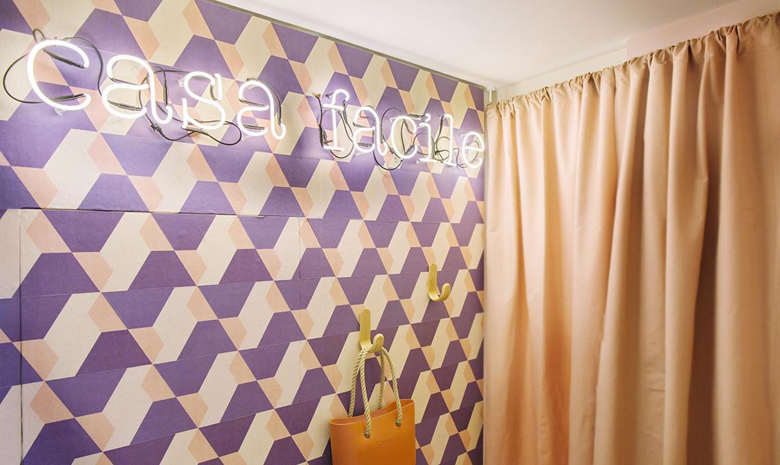 washi tape per pareti