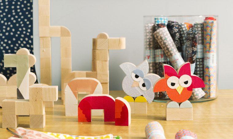 Crea uno zoo di legno con i tuoi bambini