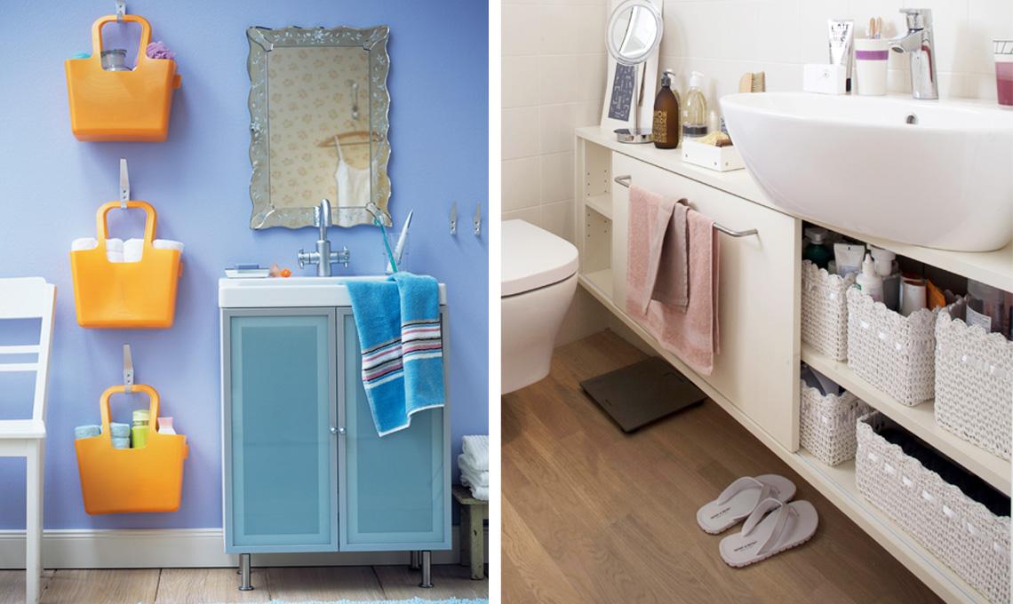 5 consigli per tenere in ordine il bagno casafacile for Idee per il bagno