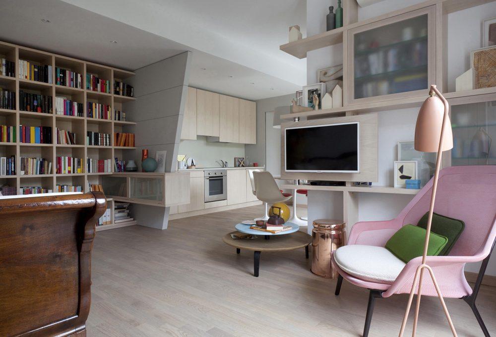 Consigli per tenere in ordine il soggiorno