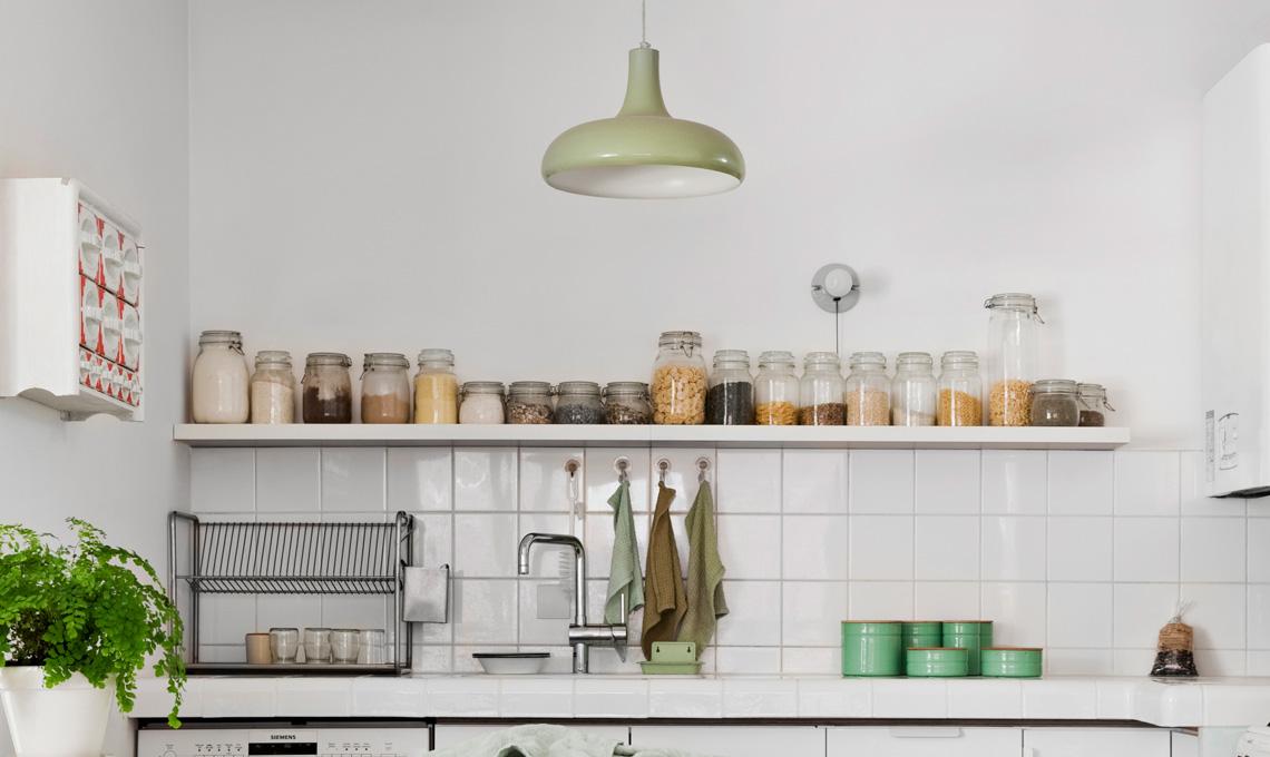 Idee Cucina In Ordine : Consigli per tenere in ordine la cucina casafacile