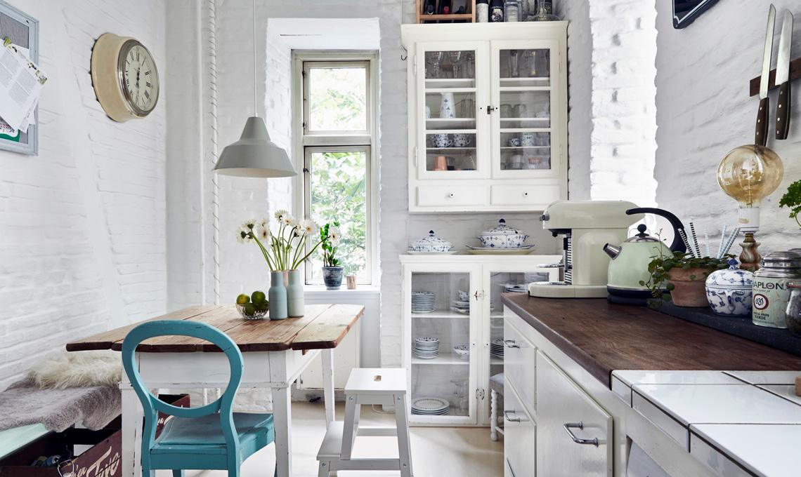 Credenza Per Cucine : Consigli per tenere in ordine la cucina casafacile