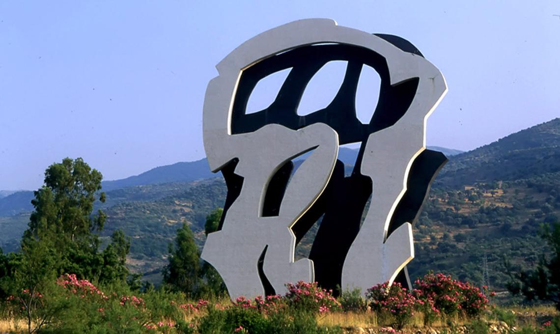 Fiumara d'arte, Castel di Tusa (Messina)