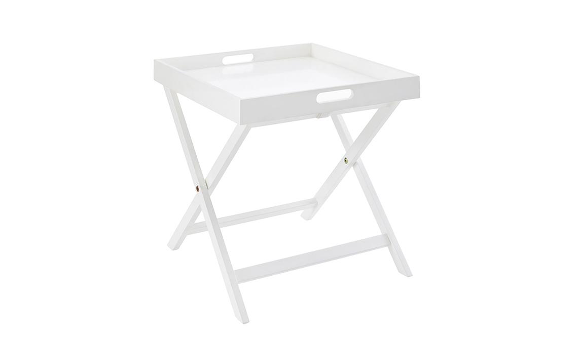 tavolino vassoio