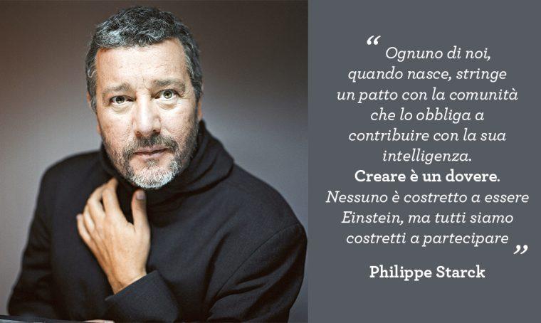 Il design secondo Philippe Starck