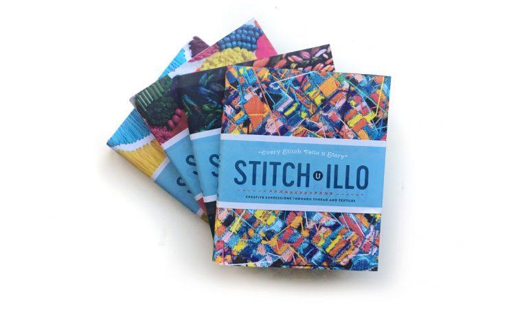Stitch-Illo: un libro sul ricamo contemporaneo