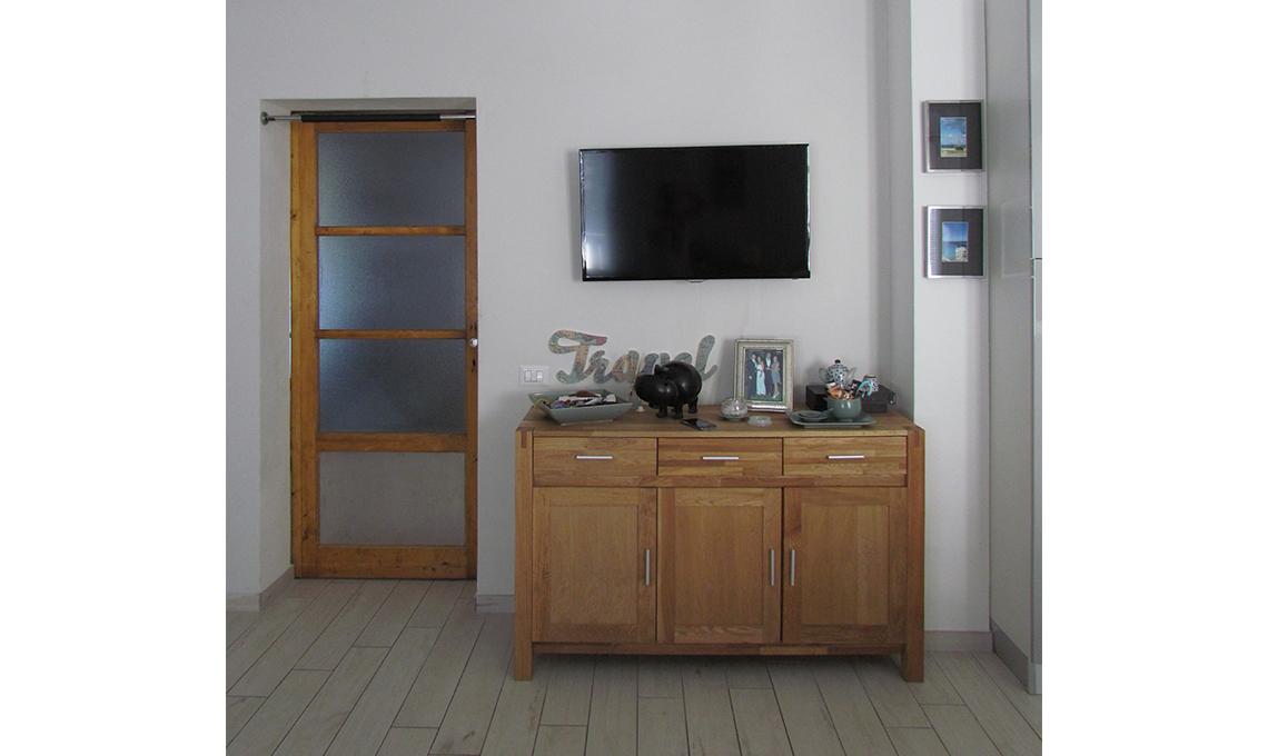 CasaFacile bilocale parete attrezzata in cartongesso