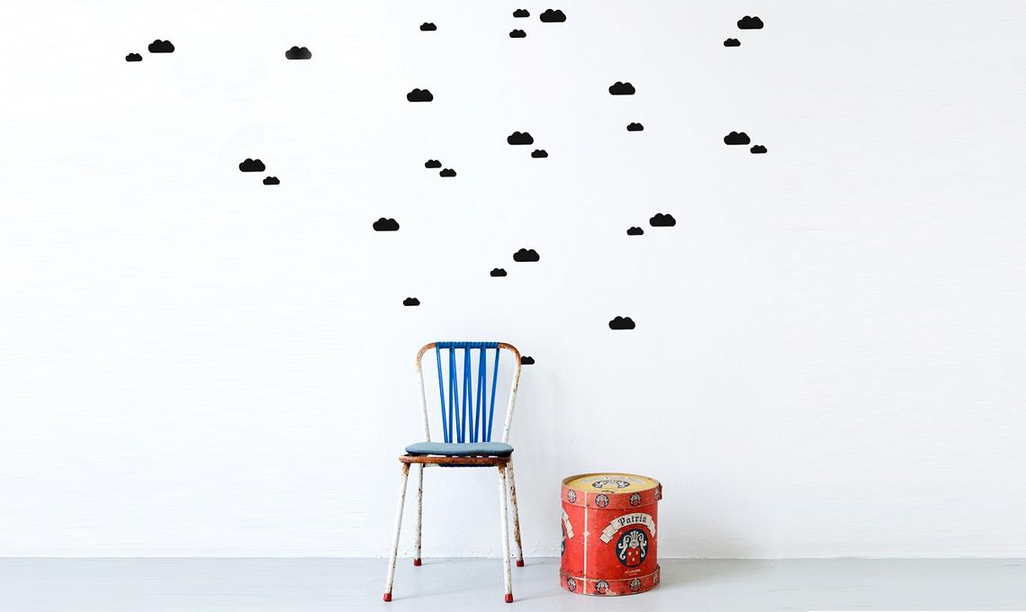 Stickers mini clouds Ferm Living