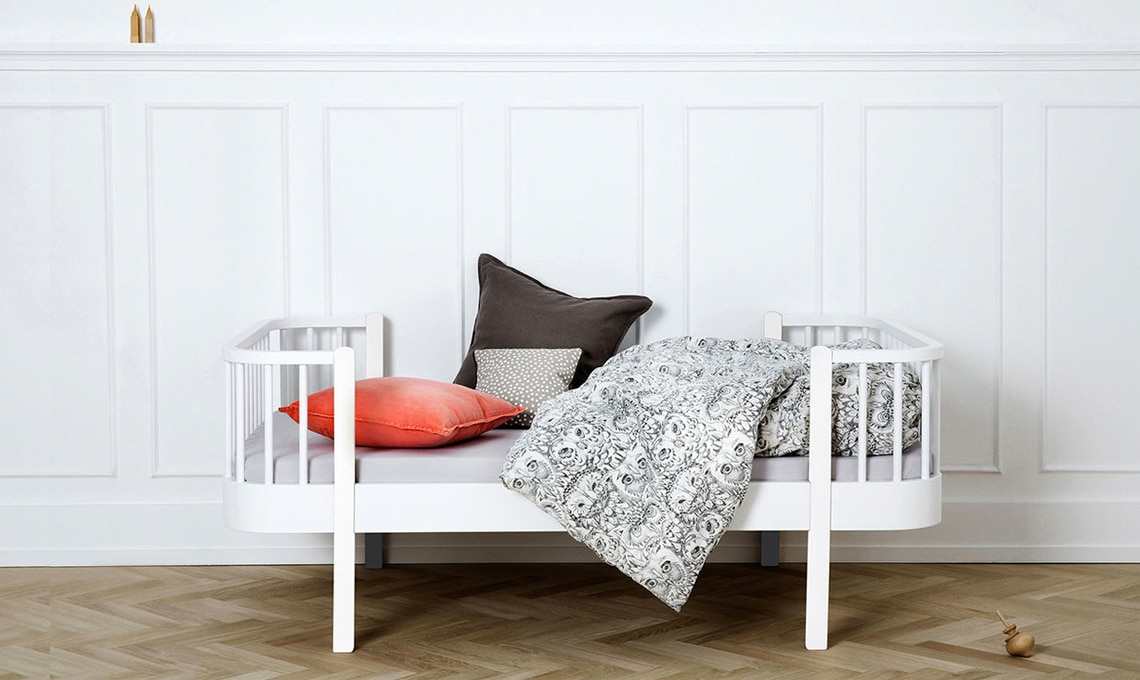 letto junior wood di oliver forniture