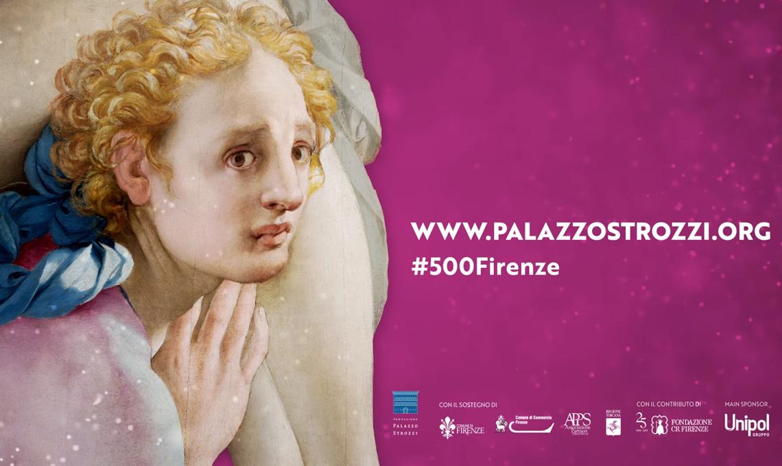 Il Cinquecento a Firenze. Tra Michelangelo, Pontormo e Giambologna - Palazzo Strozzi, Firenze