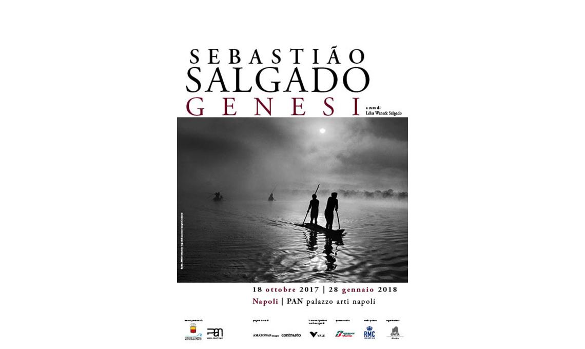 Genesi. Di Sebastião Salgado - Palazzo delle Arti, Napoli