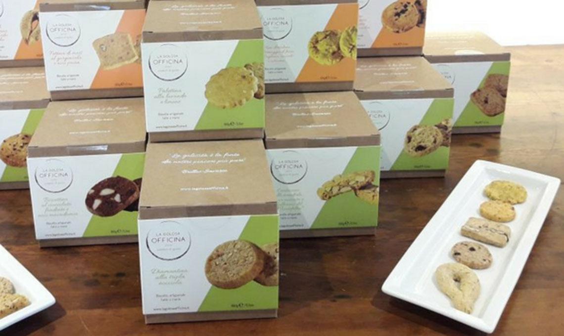 Botteghe Digitali 2017: i biscotti gourmet di LaGolosaOfficina