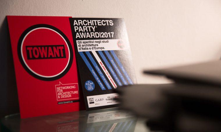 Architectsparty 2017. Prossima tappa, Roma